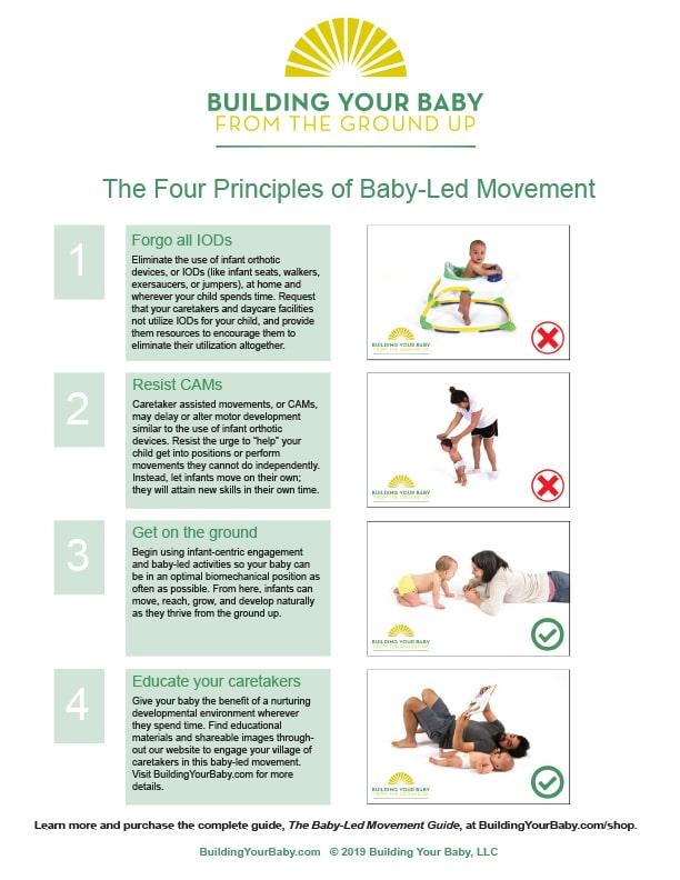 four principles handout
